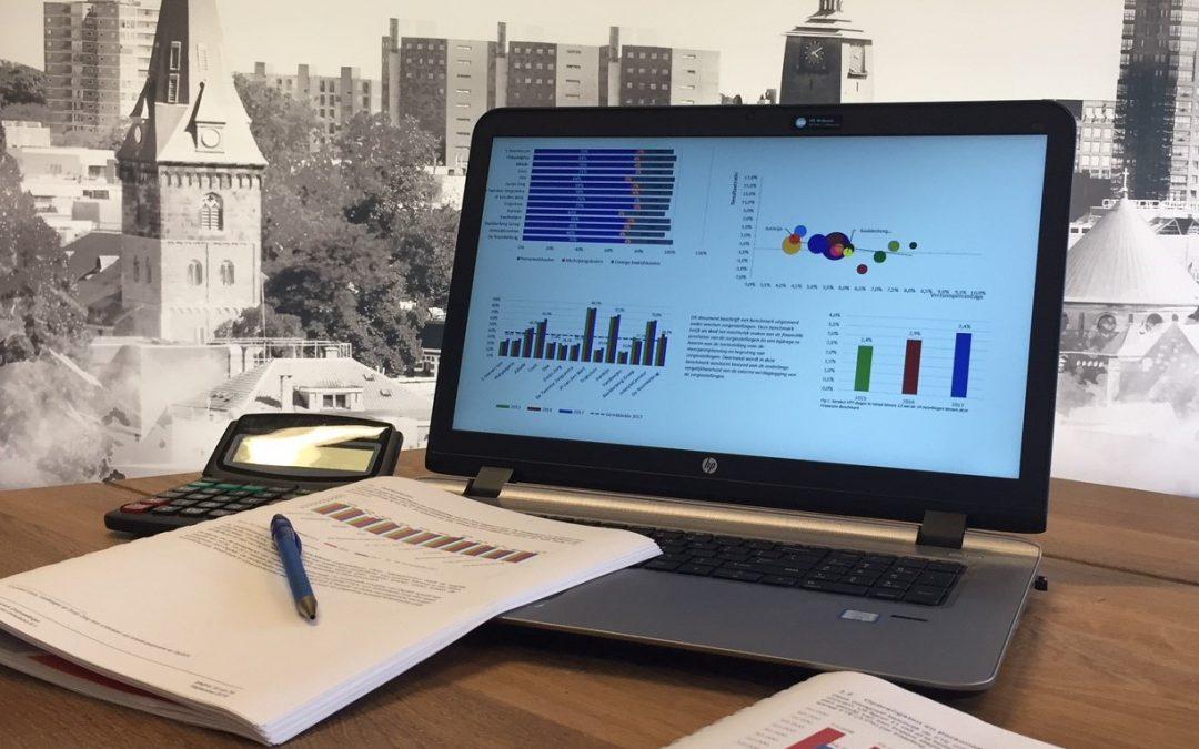 Financiële Benchmark GHZ 2014 – 2018