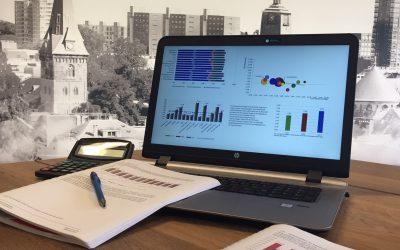 Financiële Benchmark GHZ 2015 – 2019