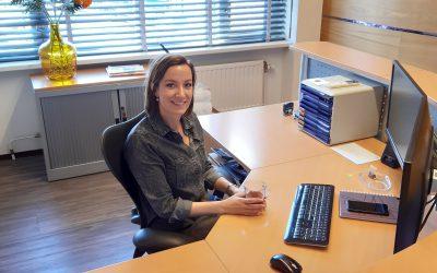 De week van Intern Accountmanager Stephanie Meijer